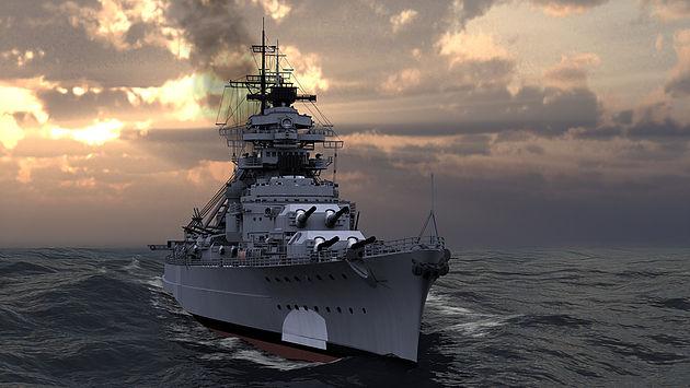 Le Bismarck, histoire d'un monstre marin