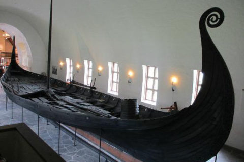 Le fabuleux Navire d'Oseberg