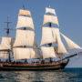 L'histoire derrière la HMS Bounty