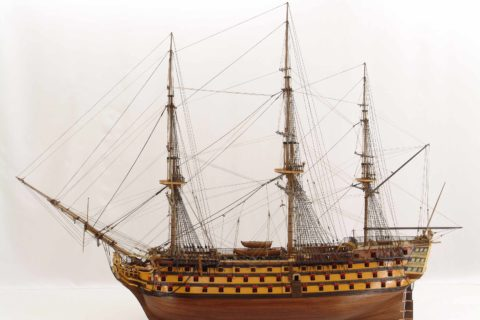 HMS Victory Nelson Navy (en cours)